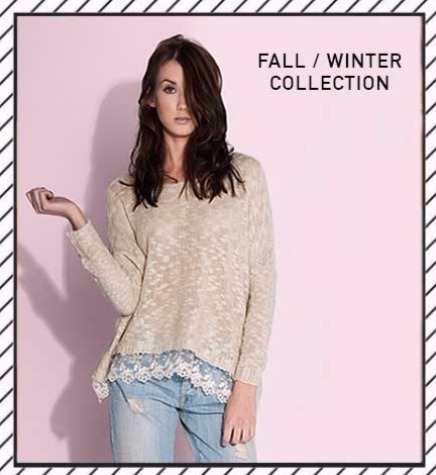 Wholesale Women's Fall Winter Clothing Collection