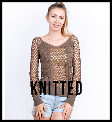 Wholesale KNITTED