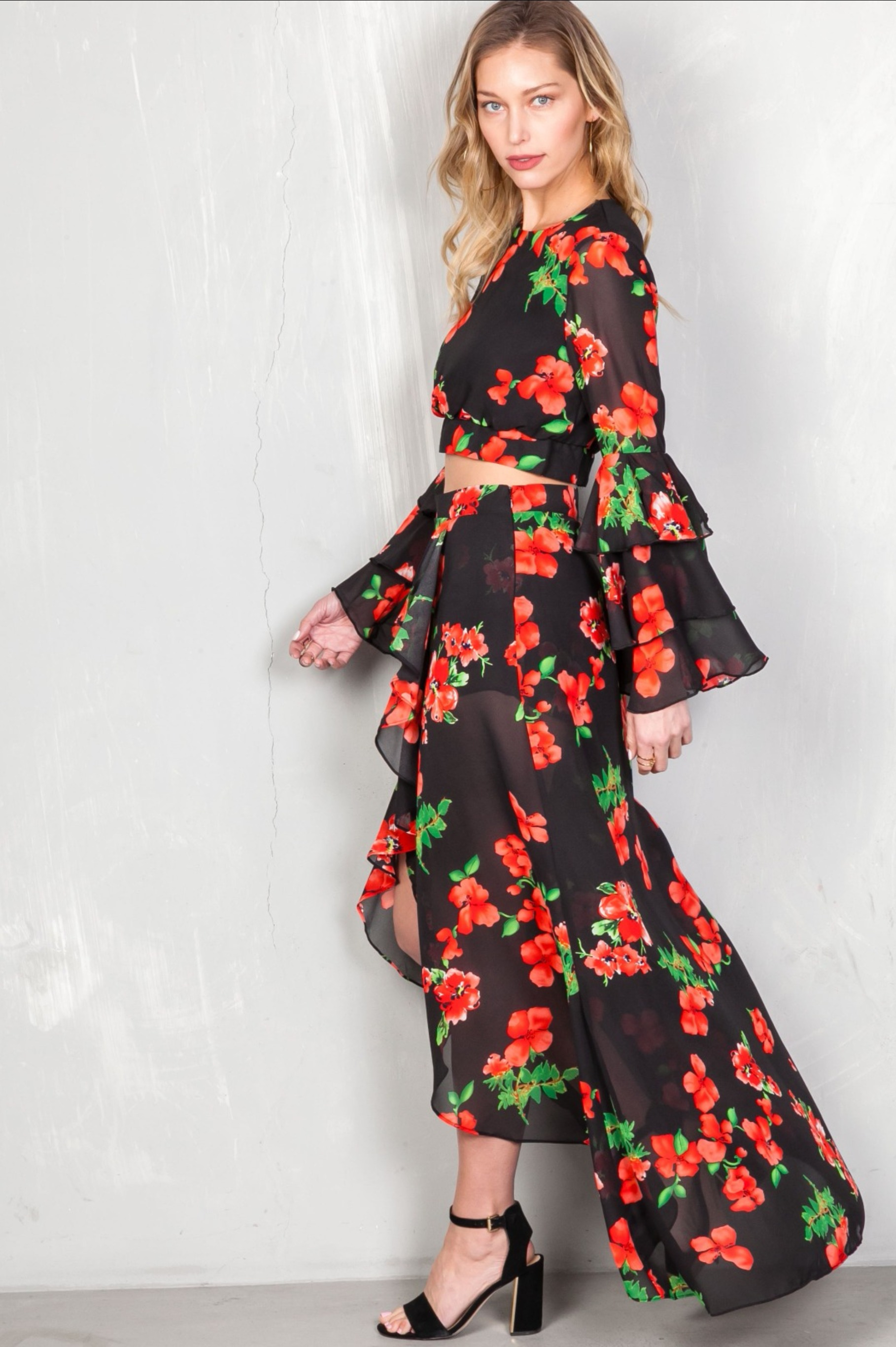 Wholesale Floral Clothing