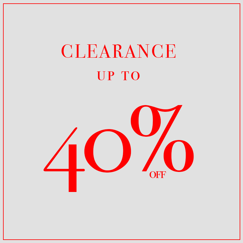 Wholesale Clothing Clearance Sale 40% off