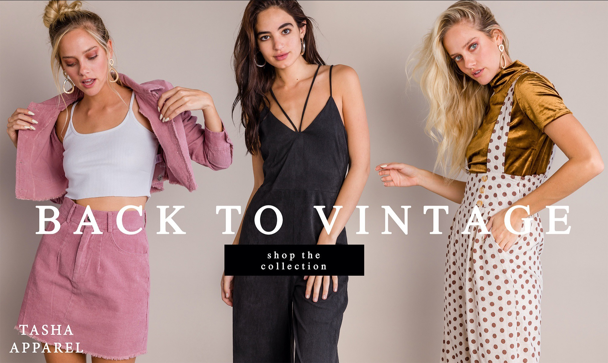 wholesale clothing back to vintage retro chic